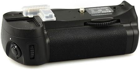 Meike - Empuñadura para batería de cámara Nikon D300, D300S, y ...