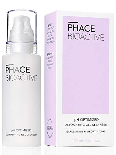 PHACE BIOACTIVE Detoxifying Gel Cleanser, 4.2 fl. oz