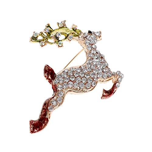 Brooch Pins Alloy Rhinestone Brooch Pin Cartoon Enamel Lapel Collar Pin Corsage (StyleID - #94)