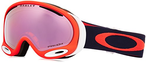 Oakley A-Frame 2.0 Snow Goggles, Coral Fathom, - Shop Oakley Outlet