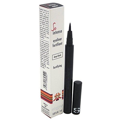 Sisley So Intense Eyeliner, Deep Black, 0.03 Ounce