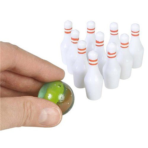 Mini Bowling Pins - 8