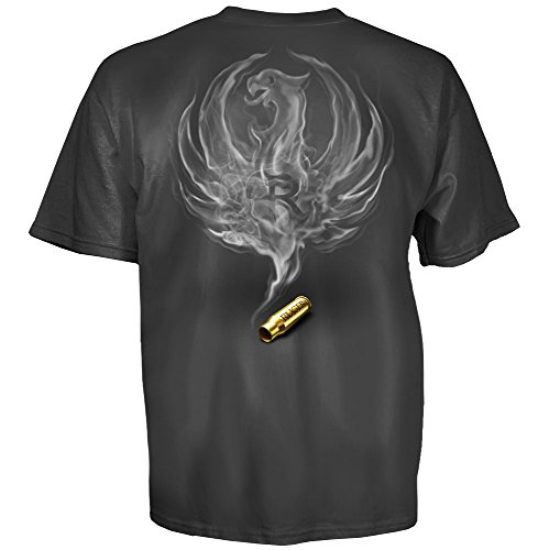 Ruger Smoked Mens T Shirt Xxl