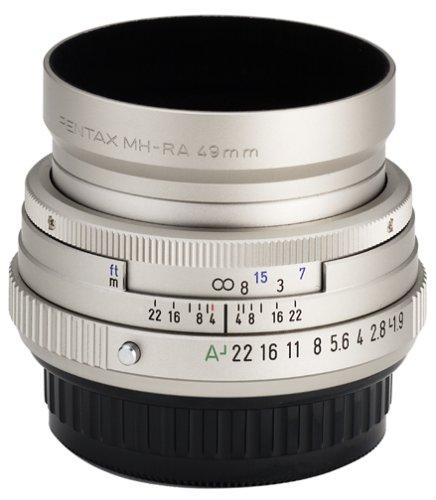Pentax SMCP FA 43mm Limited Lens