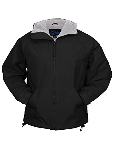 Big Mens Conqueror Jacket With Pull Cord Hood By Tr Gold   Big   Tall And Regular Sizes