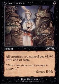 Magic: the Gathering - Scare Tactics - Exodus (Best Of Scare Tactics)