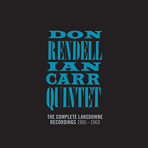 Complete Lansdowne Recordings (Don Rendell Ian Carr Shades Of Blue)