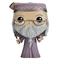 FunKo POP Movies - Harry Potter - Dumbledore (Wand)