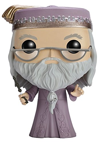 Funko POP Movies: Harry Potter Action Figure - Dumbledore (Pop Potter)