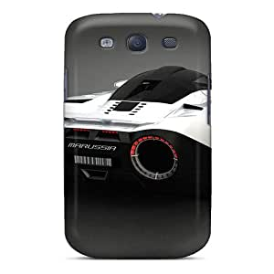 Awesome Design Marussia Hard Case Cover For Galaxy S3