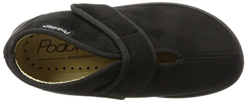 Black Black Adults' Hi Unisex PodoWell Donuts Top Slippers g40vfnwq