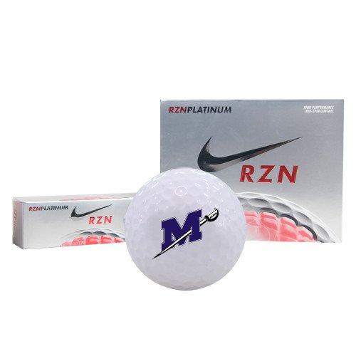 CollegeFanGear Millsaps Callaway Chrome Soft Golf Balls 12/pkg 'Official Logo' by CollegeFanGear