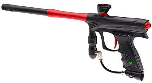 Planet Eclipse Etek (Dye Proto Rize MaXXed Paintball Marker Black / Red)