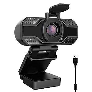 CaseU HD Webcam with Microphone