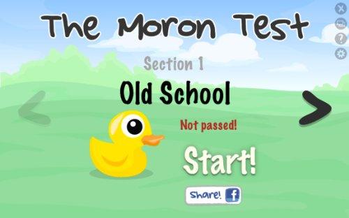 The Moron Test [Mac Download] by DistinctDev (Image #2)