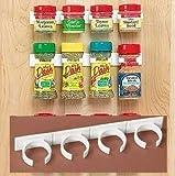 Spice Rack Storage/Organizer- Organizes 12 spice jars