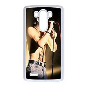 Alice In Chains LG G3 Cell Phone Case White TPU Case wyc7ni-1106992
