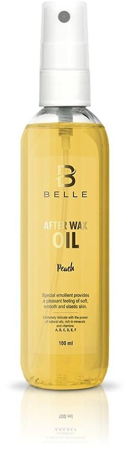 Belle® después de cera líquida aceite – con aceites naturales, Sales minerales y vitaminas