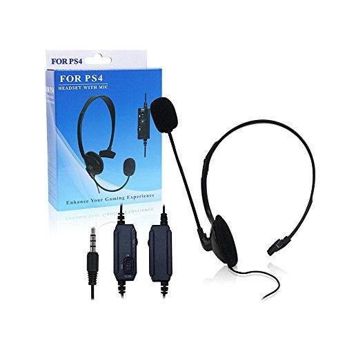 PlayStation Headset Control Compatible Smarphone