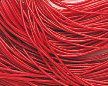 Red Licorice Laces: 18.75 LBS by Kenny's