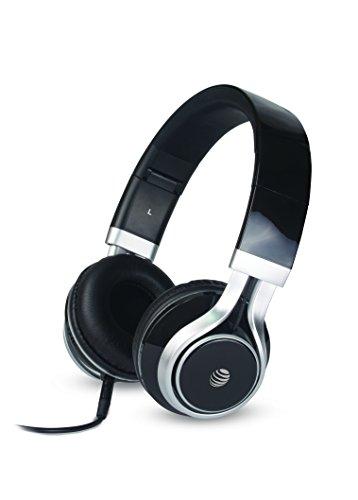 Headphones with Built-In Microphone, Black (HPM10-BLK) (America Noise Canceling Headphones)