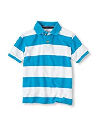 The Children's Place Baby Boys' Striped Short Sleeve Polo Shirt