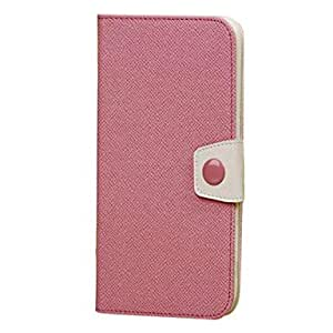 GJY Luxury Pattern Wallet Leather Case for Samsung Galaxy Mega 6.3 I9200 (Assorted Colors) , Black