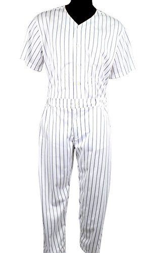 Furies Baseball Pants Only Shorts Movie Uniform Costume the Warriors Bottoms (L) - The Warriors Baseball Gang Costume