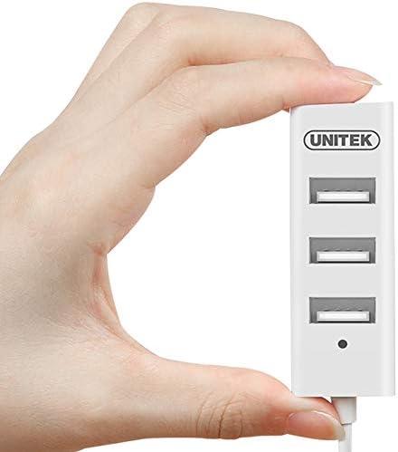 Unitek Hub 4 Port Usb 2 0 Datenhub Multiport Verteiler Computer Zubehör