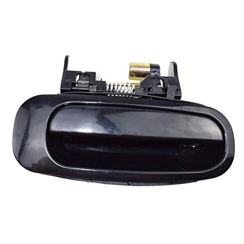 Rear Right Outside Outer Exterior Door Handle Black 69230-02030 NEW For Toyota Corolla Chevrolet Prizm 1998-2002