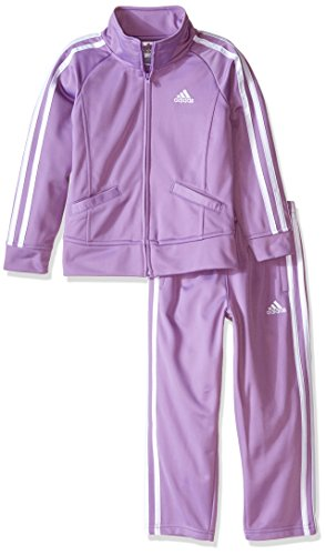 adidas Girls Tricot Jacket Pant