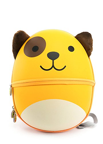 BB Bag: Cute Animal Backpack for Kids with Removable Harness- Doggy]()