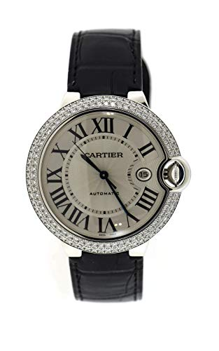 Cartier Ballon Bleu Automatic-self-Wind Male Watch WJBB0032 (Certified Pre-Owned)