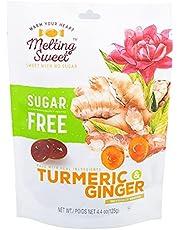 Sugar Free Turmeric Ginger بدون سكر زنجبيل بالكركم اقراص حلوى
