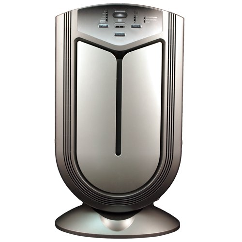 Advanced Pure air Air Shield Air Purifier | Auto-Detect Dust, Smoke, Odors and Auto- Adjust Air...