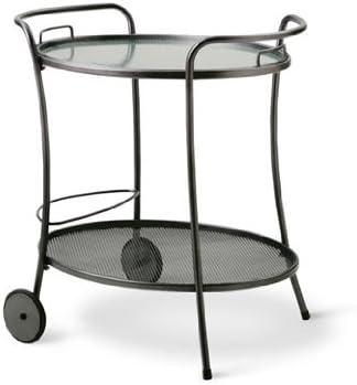 Royal Garden - Camarera (con ruedas, bandeja extraíble), color ...