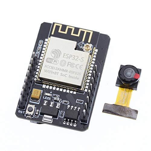 - Ciyoon 2019 Black WiFi Bluetooth Development Board 5V + Camera Module for Application Processors