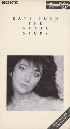 Price comparison product image Kate Bush - The Whole Story [VHS]