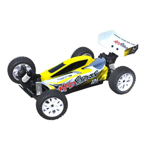 T2M T4908 - Radio Commande - Voiture - Véhicule Rc - Mad Pirate Rtr - 2,4 GHz