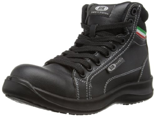 Sir Safety Ankle High Fobia, Calzado de protección Negro