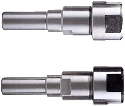 80 mm 彫刻機延長ロッドルーター コレット延長ロッド 12 mm + 8 mm
