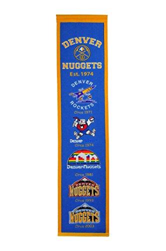 NBA Denver Nuggets Heritage -
