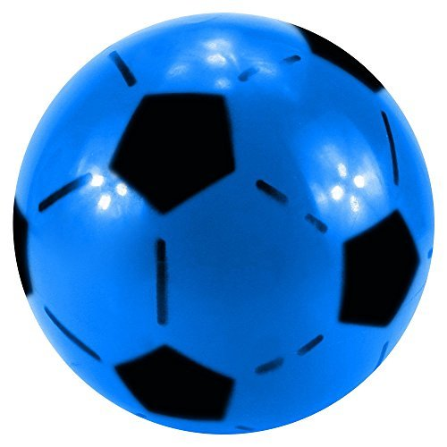 VT 6 Soccer Ball Children's Kid's Toy Play Ball, Perfect for Indoor/ Outdoor Play, Add On for Sports Playsets (Colors May Vary) by VT