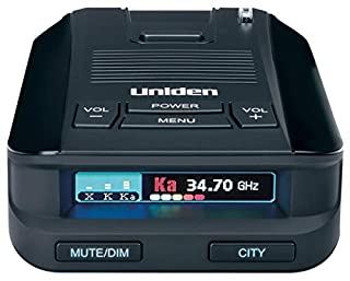 Uniden DFR8 Super Long Range Laser and Radar Detection, Advanced K/KA Band Filter, Voice Notifications, Ultra-bright Multi-Colored OLED Display (B07F6W4WJN) | Amazon price tracker / tracking, Amazon price history charts, Amazon price watches, Amazon price drop alerts