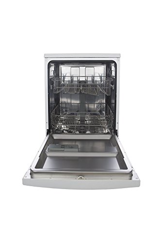 Midea MDWFS014LSO Dishwasher (14 Place Settings, Silver)