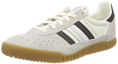 White Super Core Adidas Vintage Indoor Matte Shoes Originals Black Silver S15 qRRafwX