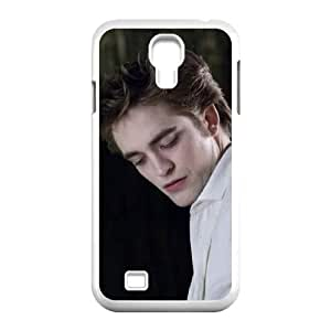 WJHSSB Customized Edward Cullen Pattern Protective Case Cover Skin for Samsung Galaxy S4 I9500