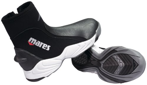 Mares Trilastic 5mm Sneaker Sole Dive Boot, -