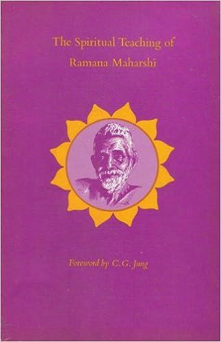 The Spiritual Teaching of Ramana Maharshi (Clear Light Series)