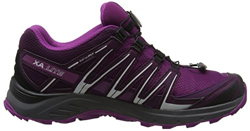 Hollyhock Violeta Potent Mujer para Trail Calzado Violet Salomon Dark Lite XA Violet de Running GTX w7c6aqUz
